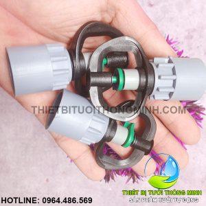 Béc phun mưa tròn bán kính lớn 360 (gắn ống 21)