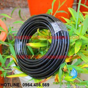 Ống dây mềm tưới nhỏ giọt 6mm 5mm 4mm (loại 1nhập khẩu Australia)
