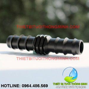 Nối thẳng ống 16mm pe (nhựa cao cấp)
