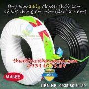 Ống nhựa PE 16mm Malee