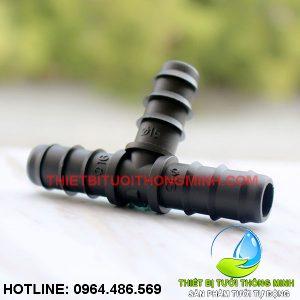 Tê nối ống 16mm (nhập khẩu Úc loại tốt)