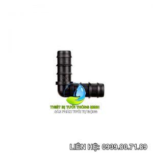 Co L nối ống 16mm pe Florain (nhựa cao cấp)