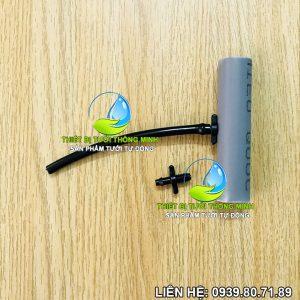 Đầu khoan ren 6mm khởi thủy ống pvc gắn béc FLorain