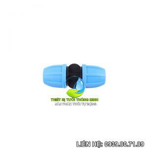 Nối thẳng ống 10mm Florain (nhựa cao cấp)