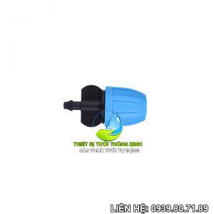 Nối chuyển 12mm sang ống 6mm(nhựa cao cấp)