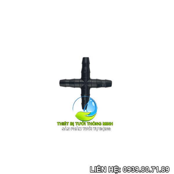 Thập nối ống 6mm Florain (nhựa cao cấp)