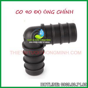 Co nối 90 ống chính nguồn nước cấp