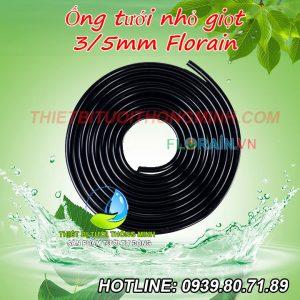Ống tưới nhỏ giọt 3/5mm Floiran