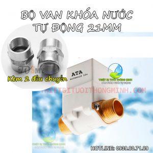 Van tưới tự động cho hệ thống phun sương ATA