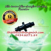 Nối thẳng ống 6mm