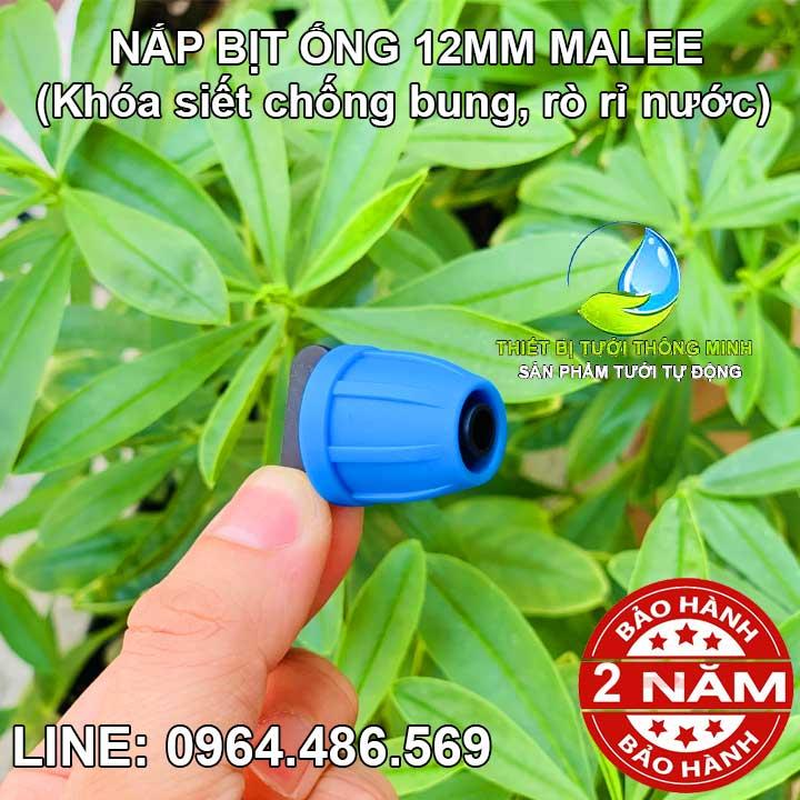 Nắp bịt ống 12mm Malee