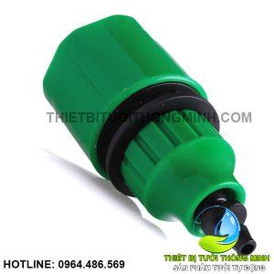 Đầu chuyển gắn bộ tưới dùng pin sang đầu 6, đầu 10mm