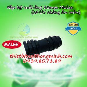 Nắp bịt ống 16mm pe Malee