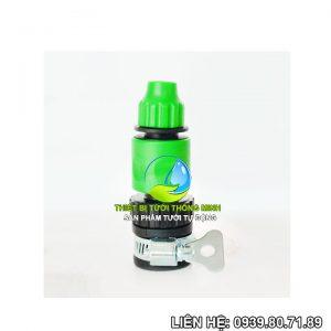 BBộ đầu nối vòi nước romine sang đầu nối ống 10mm Florain (nhựa cao cấp)