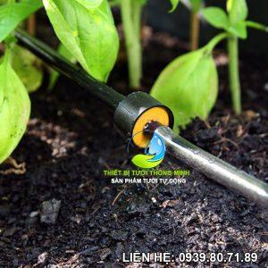 Đầu tưới nhỏ giọt nối tiếp Florain (điều chỉnh, nhựa cao cấp thái lan)