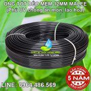 Ống tưới cây 12mm Malee