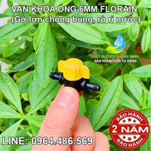 Van khóa 6mm FLorain