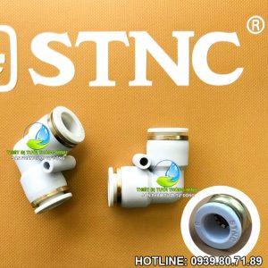 Co L ống 8mm nối cuối phun sương cao cấp STNC