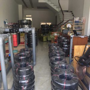 Cửa hàng bán thiết bị tưới cây tự động tại TPHCM