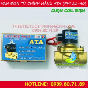 Van điện từ chính hãng ATA