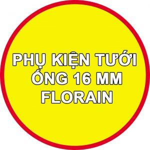 Phụ kiện tưới ống 16mm Florain