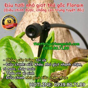Đầu tưới nhỏ giọt Florain