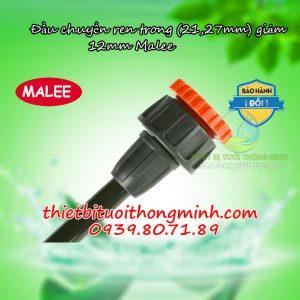 Đầu nối ren trong 21 27mm giảm 12 10mm Florain