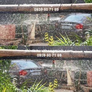 béc phun mưa xoay 360 độ Florain